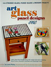 Art Glass Panel Designs I
