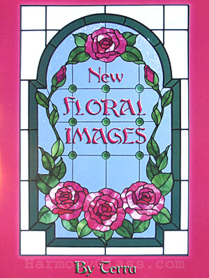 New Floral Images front cover