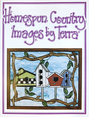 Homespun Country Images front cover